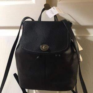 COACH Backpack Bag - NWT - Black